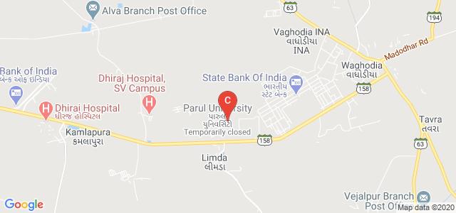 Parul Institute of Medical Sciences and Research, Vadodara, Gujarat, India
