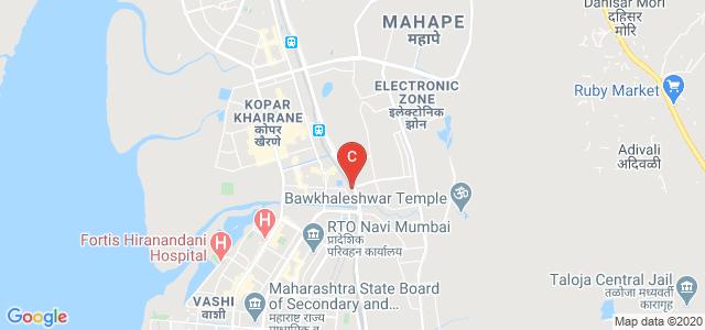 D Y Patil Polytechnic.., Thane - Belapur Road, TTC Industrial Area, MIDC Industrial Area, Pawne, Navi Mumbai, Maharashtra, India