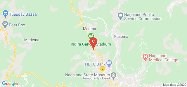 Govt Polytechnic Kohima, Kohima-Mokokchung Road, Nagaland, India