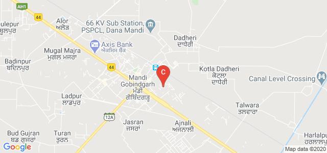 RIMT Polytechnic, Sector 4-C, Shastri Nagar, Mandi Gobindgarh, Punjab, India