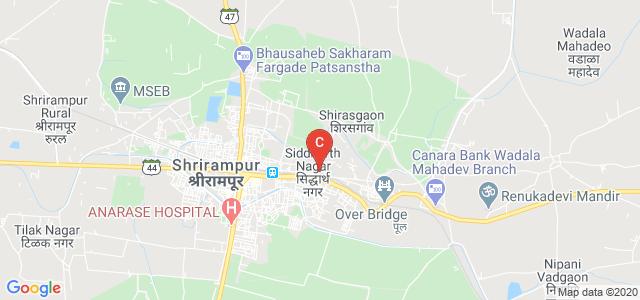 C.D.Jain College Shrirampur, Shrirampur, Maharashtra, India