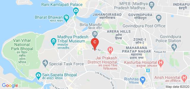 Anand Vihar College for Women, Link Road 1, Tulsi Nagar, Bhopal, Madhya Pradesh, India