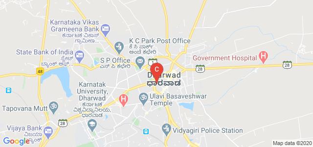 Kittle College, PB Road, Nera Jubile Circle, Hosayellapur, Dharwad, Karnataka, India