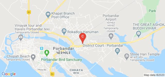 Shri K. H. Madhvani College, Shriji Nagar, Porbandar, Gujarat, India