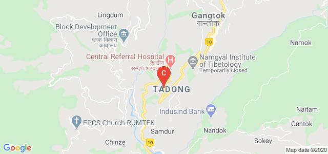 Vinayaka Mission's Sikkim University, Tadong, Gangtok, Sikkim, India