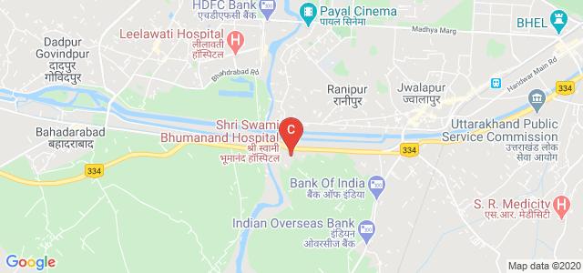 Shri Swami Bhumanand College Of Nursing, Haridwar, Uttarakhand, India