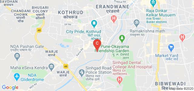 Cummins Engineering College For Women, canel street, karve nagra, Pune, Maharashtra, India