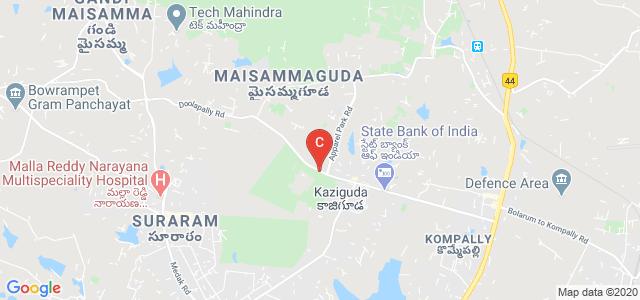 Malla Reddy College of Engineering & Technology, Maisammaguda, Dullapally, Hyderabad, Telangana, India