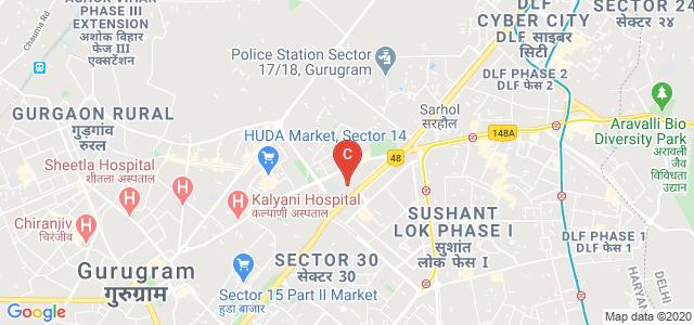 Management Development Institute, Block C, Sukhrali, Sector 17, Gurugram, Haryana, India