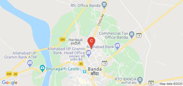 Pt. Jawaharlal Nehru P.G. College Banda, Civil Lines, Banda, Uttar Pradesh, India