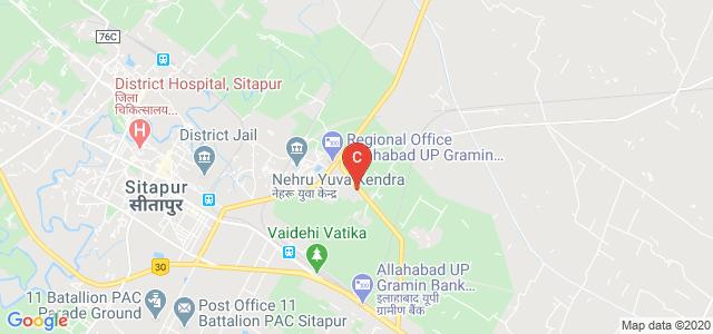 Sacred Heart Degree College, Naipalapur, Sitapur, Uttar Pradesh, India
