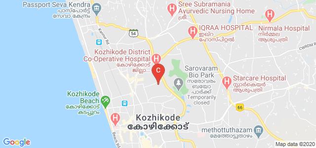 St. Xavier's Arts & Science College, Mini Bypass Road, Paul Nagar, Eranhippalam, Kozhikode, Kerala, India