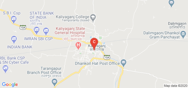 Kaliyaganj College, Uttar Chairailpara, Kaliyaganj, Uttar Dinajpur, West Bengal, India