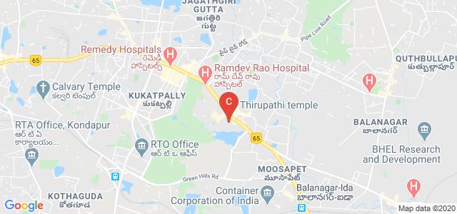 Prathibha Degree College, M J Colony, Vivek Nagar, Kukatpally, Hyderabad, Telangana, India