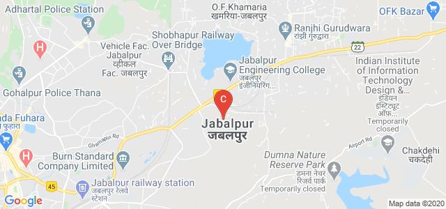Amar Jyoti Institute of Nursing Sciences and Research, Central Ordinance Depot Area, Jabalpur, Madhya Pradesh, India