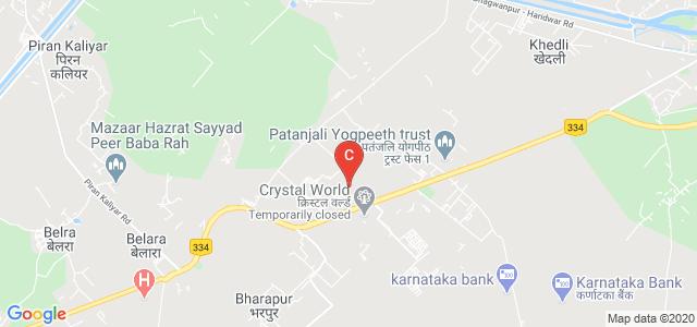 Arihant college of Nursing, Unnamed Road, Badheri Rajputan, Uttarakhand, India