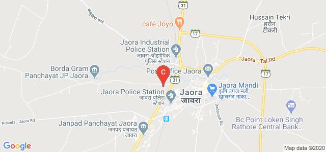 Sardar Patel College of Nursing, Jaora, Ratlam, Madhya Pradesh, India