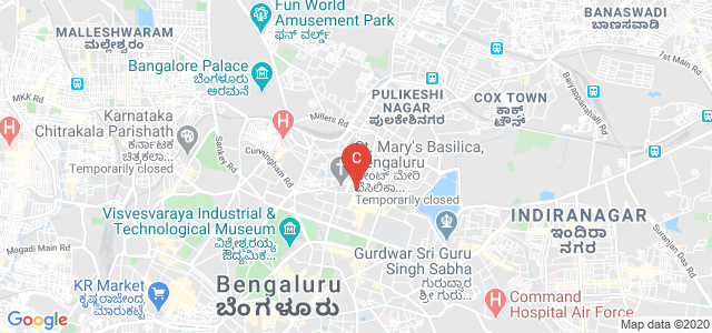 Rajiv Gandhi Institute Of Technology, Shivaji Nagar, Bengaluru, Karnataka, India