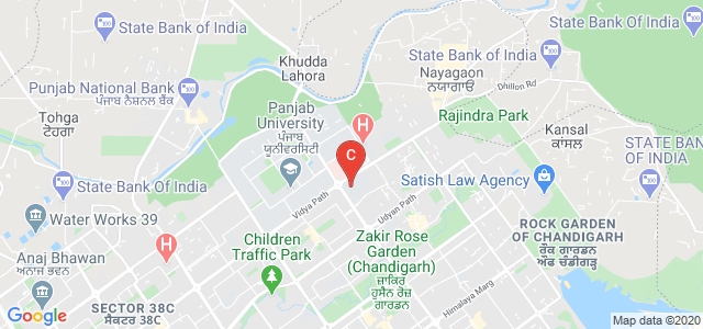 Post Graduate Government College, Madhya Marg, 11D, Sector 11, Chandigarh, India