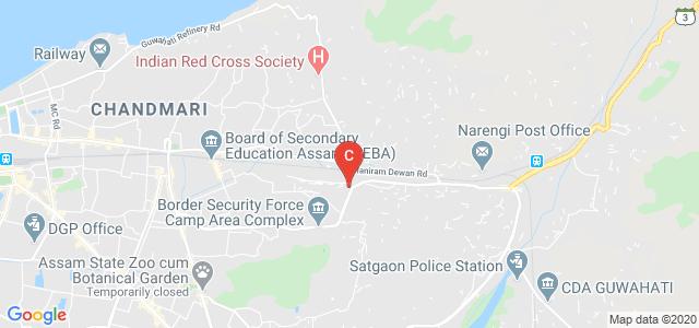 CPMS School & College of Nursing, Chandrapur Rd, Guwahati, Assam, India