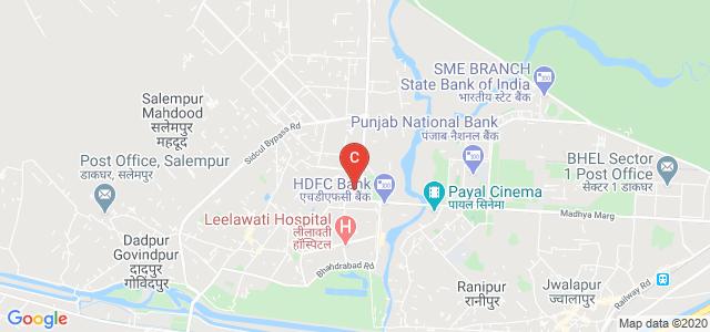 Chinmaya Degree College, Sector 6, BHEL Township, Haridwar, Uttarakhand, India