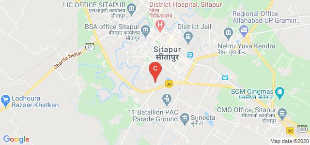 R.M.P. Snatkottar Mahavidyalaya, Prem Nagar, Sitapur, Uttar Pradesh, India