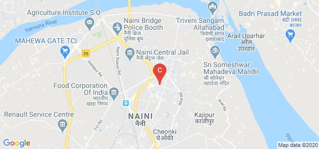 Hemwati Nandan Bahuguna Rajkiya Snatkottar Mahavidyalaya, Refugee Colony, Naini, Prayagraj, Uttar Pradesh, India