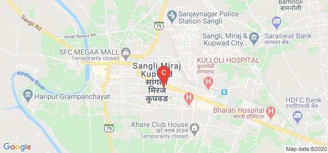 Smt. Champaben Balchand Shah Mahila Mahavidyalaya, Vyankatesh Nagar, Sangli, Maharashtra, India