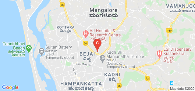 Mangalore Academy Of Professional Studies Speech & Hearing Clinic, behind K.P.T. Ground, Kadri Hills, Kadri, Mangalore, Karnataka, India