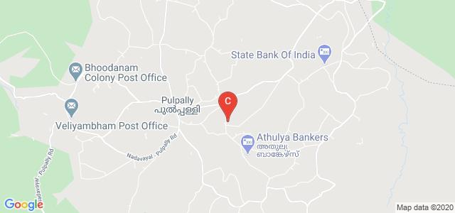 Pazhassi Raja College, Shed-Pazhazziraja College-Pulpally Road, Cheppila, Pulpally, Kerala, India