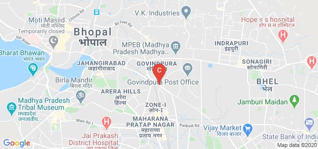 Aurovindo college of nursing, Old Subhash Nagar, Bhopal, Madhya Pradesh, India