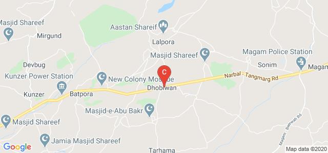 Srinagar - Gulmarg Road, Narbal