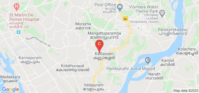 Anchampeedika - Kalliassery Road, Kalliasseri, Kannur, Kerala, India