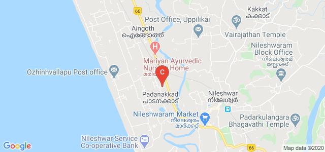 ck nair college, Padanakkad, Kerala, India