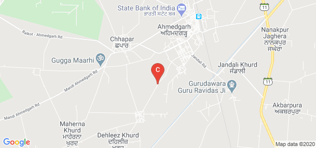 Victoria Girls College, Sangrur, Punjab, India