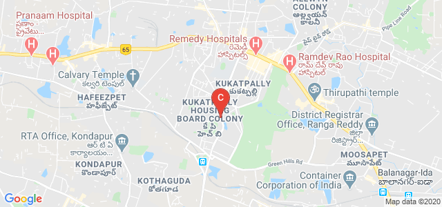 Jawaharlal Nehru Technological University, Kukatpally, Hyderabad, Telangana, India
