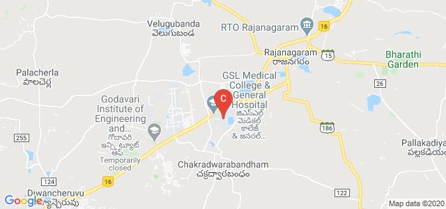 Godavari Institute Of Engineering And Technology, Rajahmundry, Andhra Pradesh, India