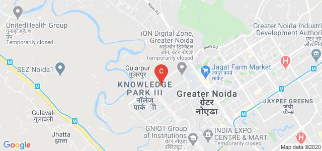 G.L. Bajaj Institute of Technology & Management, Knowledge Park III, Greater Noida, Uttar Pradesh, India