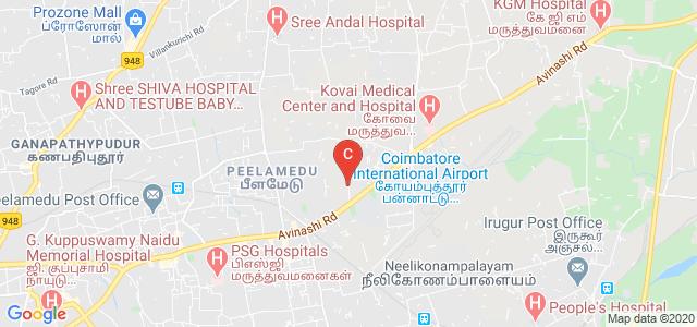 Sardar Vallabhbhai Patel International School Of Textiles & Management, Avinashi Road, Peelamedu, Coimbatore, Tamil Nadu, India