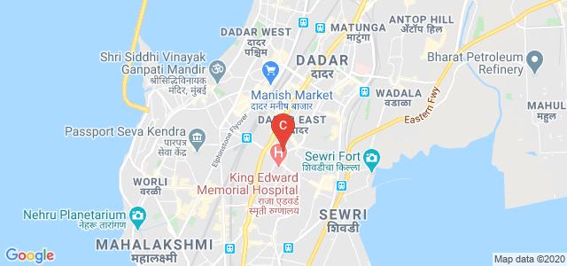 Tata Memorial Hospital, Parel, Mumbai, Maharashtra, India