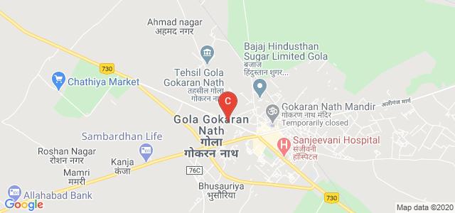 Sri Guru Nanak Girls Pg College, Khutar Road, Gola Gokaran Nath, Uttar Pradesh, India