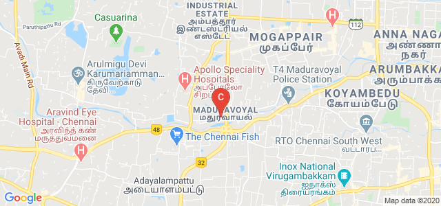 Dr. M.G.R. Educational And Research Institute, Periyar E.V.R. High Road, Viswasa Nagar, Maduravoyal, Chennai, Tamil Nadu, India