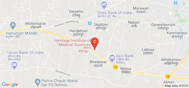 Heritage Institute of Medical Sciences, Varanasi, Uttar Pradesh, India