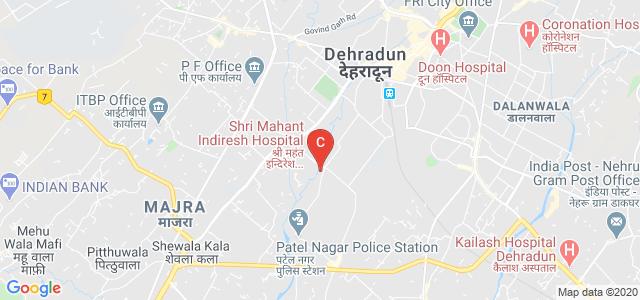 Sri Guru Ram Rai Nursing College, Dehrakhas, Patel Nagar, Dehradun, Uttarakhand, India