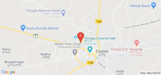 Contai, Padmapukuria, Contai, Purba Medinipur, West Bengal, India