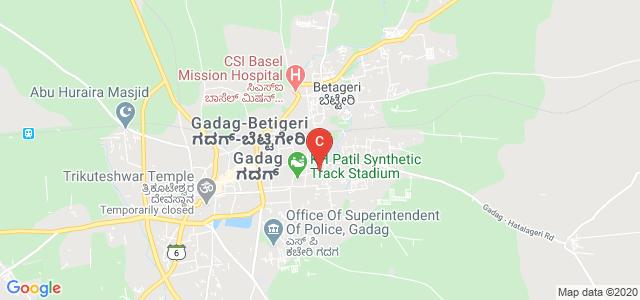 KANAKADAS SHIKSHANA SAMITI'S. Arts, Commerce & Science College, Gadag, Masari, Vidya Nagar, Kalasapur, Gadag, Karnataka, India