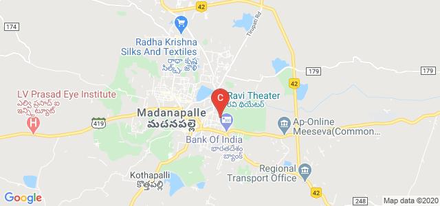 Sri Venkateswara College of Pharmacy, Chittoor, Andhra Pradesh, India