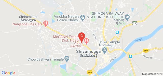 Government Ayurvedic Medical College & Hospital, Sharavathi Nagar, Hosamane, Shivamogga, Karnataka, India