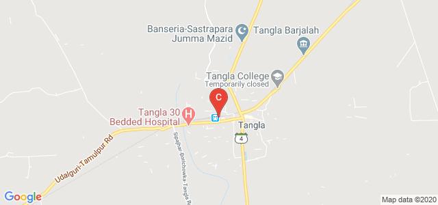 Tangla Railway Station, Tangla-Khoirabari Road, Dakhin Nalbari, Tangla, Assam 784521, India