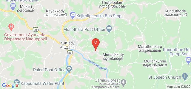 M.H College Of Arts And Science Kuttiady, Maruthonkara, Kozhikode, Kerala, India